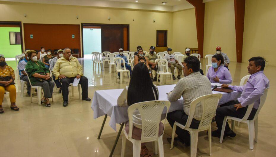 17 trabajadores y empleados del municipio del cantón Catamayo recibirán una jubilación digna
