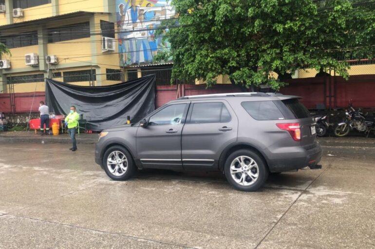 Efraín Ruales asesinado al estilo sicariato dentro de su vehículo
