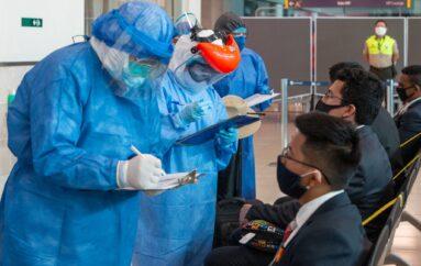 Ecuador registra 263.517 casos confirmados de covid-19 este viernes 12 de febrero