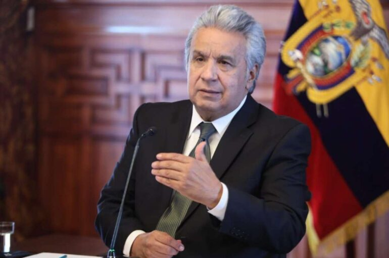 Un nuevo confinamiento sería letal para la economía del país, dice Presidente Moreno