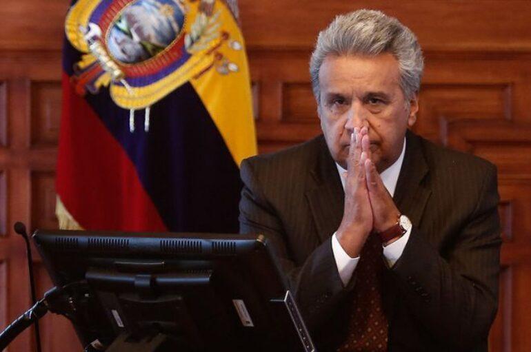 Presidente Moreno podría decretar nuevo estado de excepción por covid-19, dice Corte Constitucional