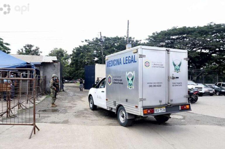 Al menos 4 muertos y varios heridos tras amotinamiento en la Penitenciaría de Guayaquil