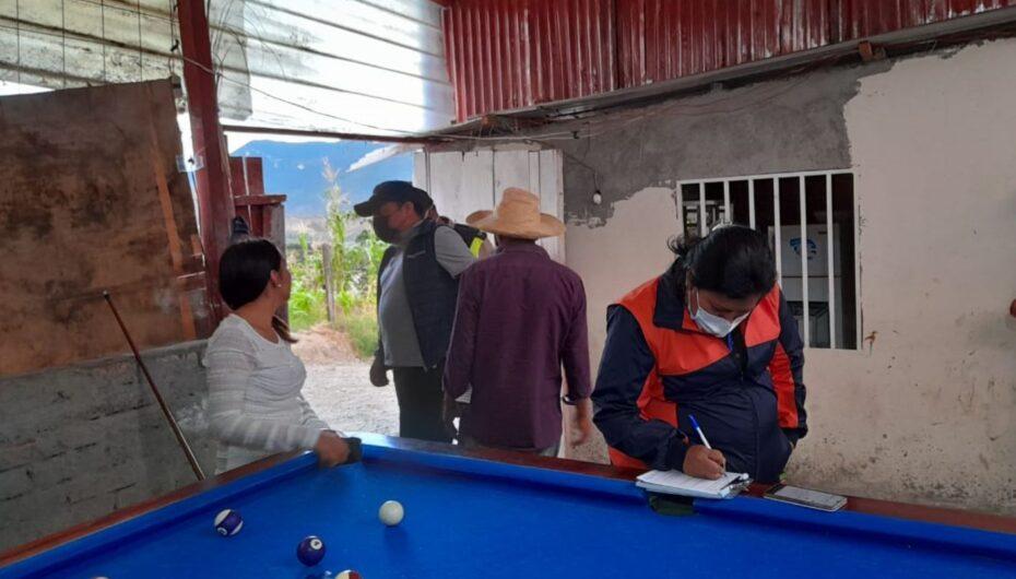 $ 400 dólares de multa a dueño de vivienda de Catamayo, por vender alcohol y juegos de azar.