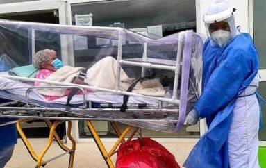 Colombiana de 104 años sobrevive por segunda vez a COVID-19