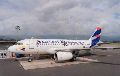 LATAM se convierte en el transporte oficial de la Tricolor