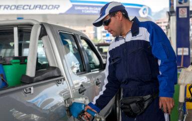 El diésel y las gasolinas Extra y Ecopaís nuevamente suben de precio