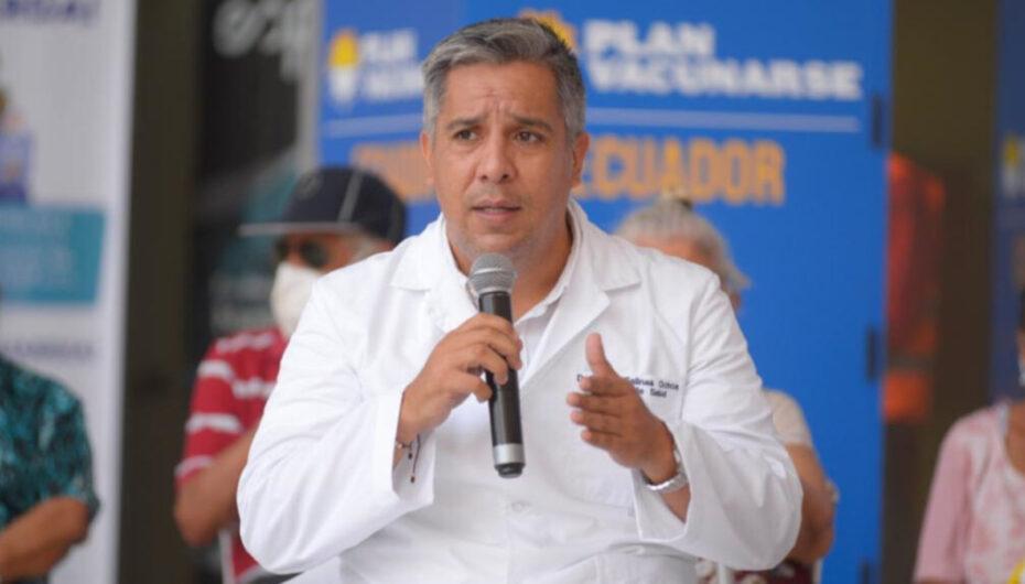 Gobierno no logrará vacunar a 4 millones de ecuatorianos hasta el 24 de mayo