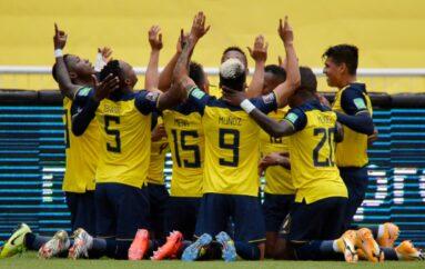 Ecuador y sus convocados para enfrentar a Brasil y Perú por Eliminatorias
