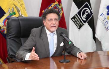 Tribunal niega habeas corpus y el contralor Pablo Celi seguirá detenido