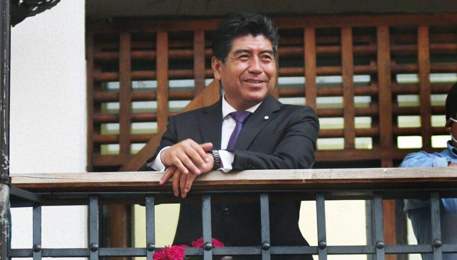 Juez otorga acción de protección para el alcalde de Quito Jorge Yunda.