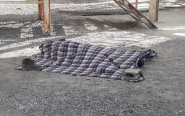 Un hombre murió asfixiado, quedó atrapado entre la arena y grava en Catamayo