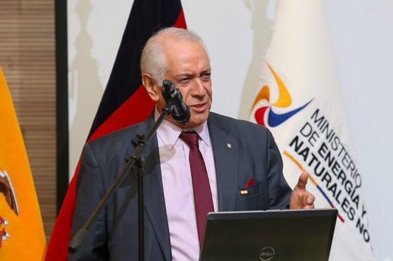 Se definirá si hay o no juicio político contra el exministro de Energía, René Ortiz
