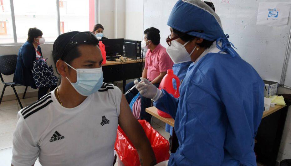 Ecuador registra 439.139 casos confirmados de covid.19 este lunes 14 de junio