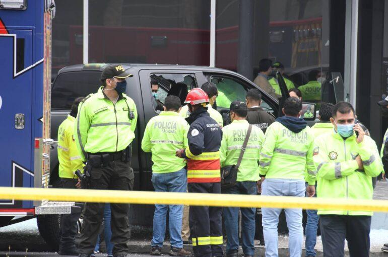 Policía detiene a un sospechoso del asesinato de Harrison Salcedo