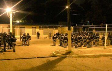 Nuevo amotinamiento en la Penitenciaría de Guayaquil