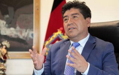 Juez concede medidas cautelares a favor de Jorge Yunda y suspende la remoción