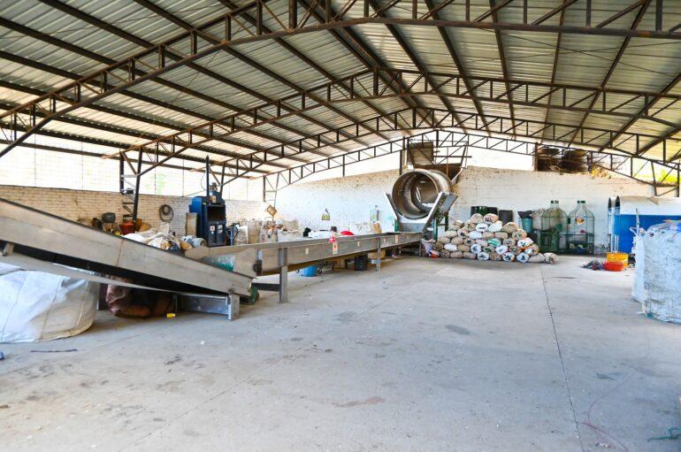 El GAD de Catamayo Inició la comercialización del material reciclado