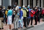 Ecuador registra 473.647 casos confirmados de covid-19