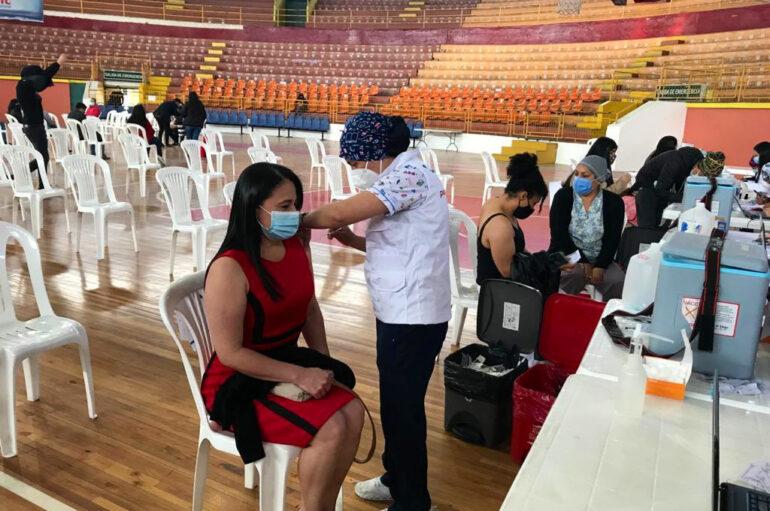 Ecuador superó las 10 millones de vacunas contra covid-19