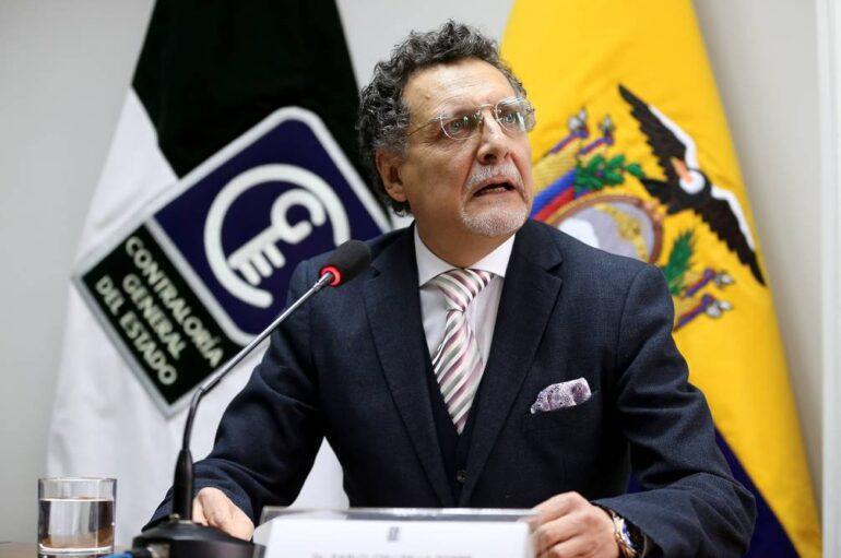 Asamblea pidió cinco días más para presentar el informe sobre el juicio político del excontralor Pablo Celi