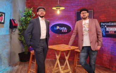 Vivanco y Boscán piden disculpas públicas y anuncian salida de 'La Posta XXX' de TC Televisión