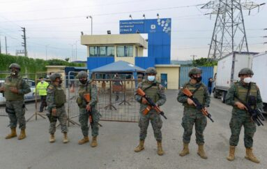 La CIDH pide a Ecuador adoptar medidas ante la muerte de 121 reclusos este año