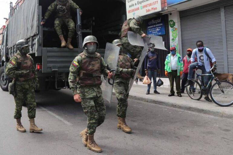 Proponen militarizar las ciudades de Los Ríos, ante crecimiento de inseguridad