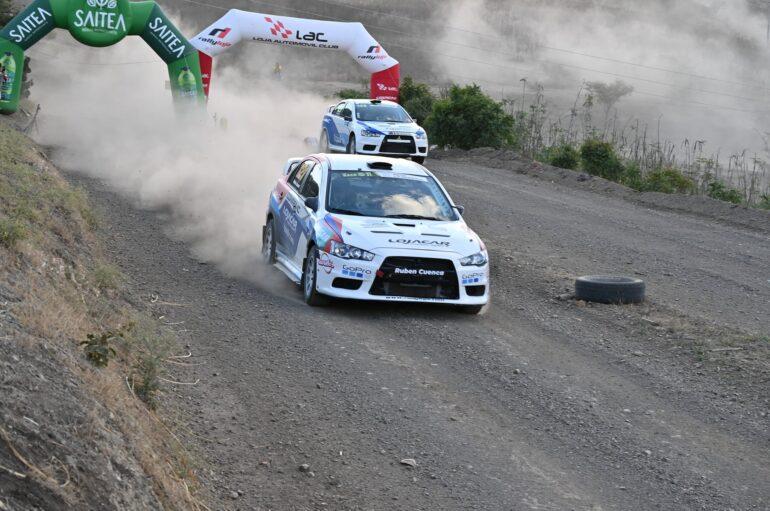 Gran jornada de rally se desarrolló en Catamayo