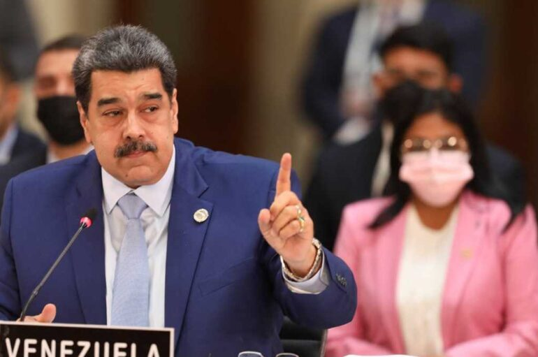 Maduro exige ante la ONU se levanten todas las sanciones a Venezuela