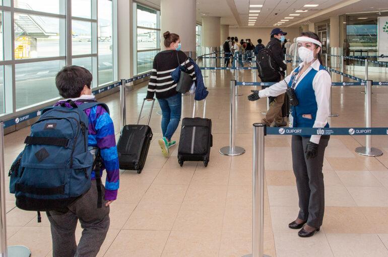 Sector turístico está preocupado por recomendaciones de EEUU y Canadá a sus ciudadanos.